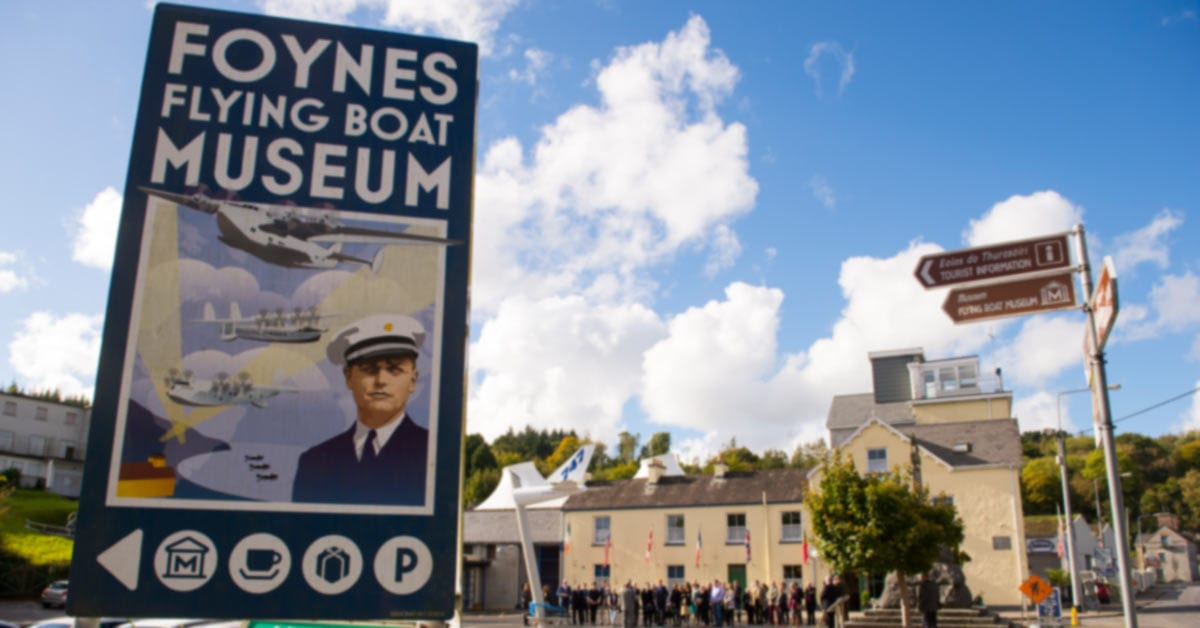 About Foynes Flying Boat and Maritime Museum