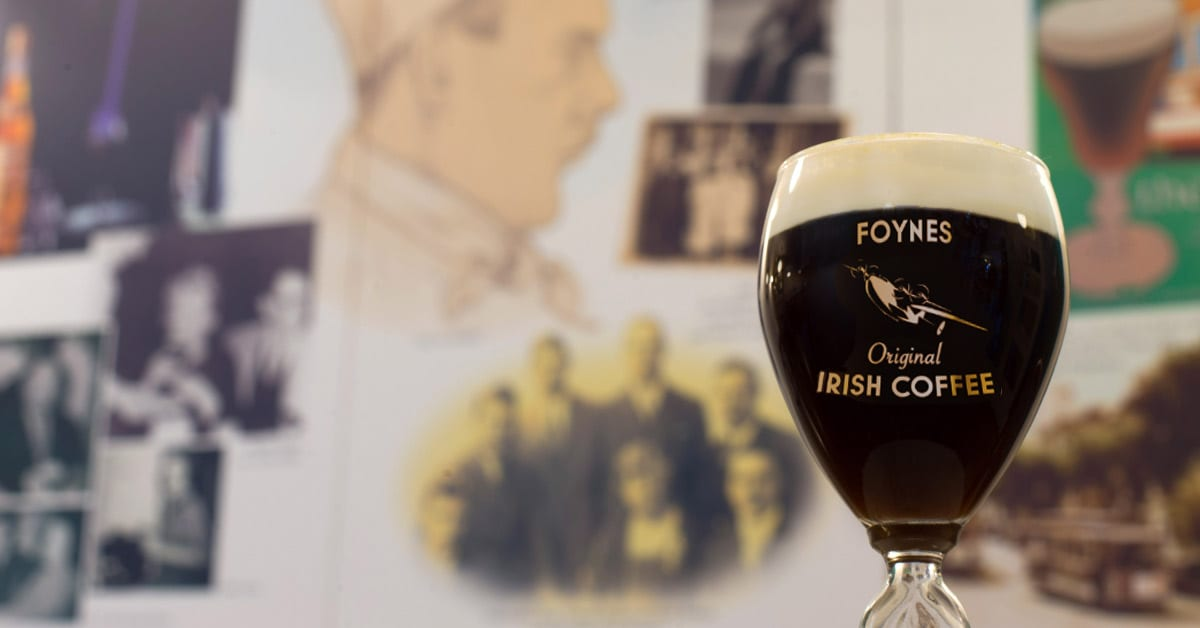 Foynes Irish Coffee Centre