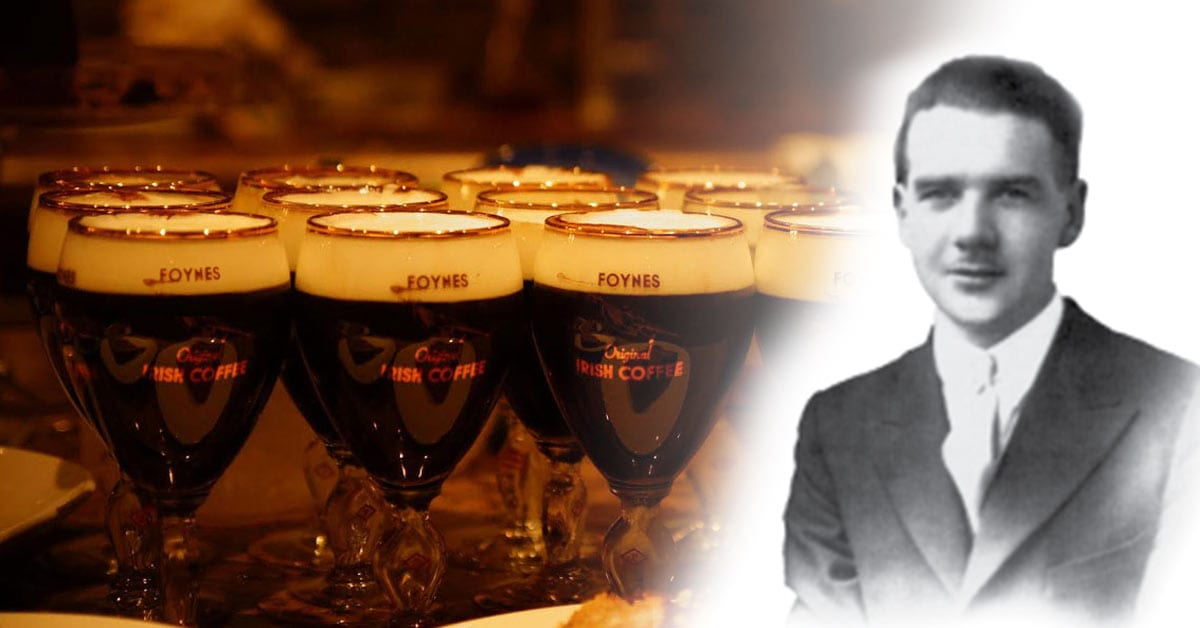 Meet Chef Joe Sheridan, Inventor of Irish Coffee