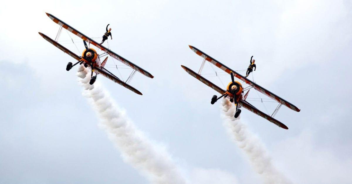 The Annual Foynes Air Show