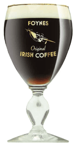 Image result for foynes irish coffee glass