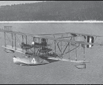NC4 first plane to cross the Atlantic Ocean