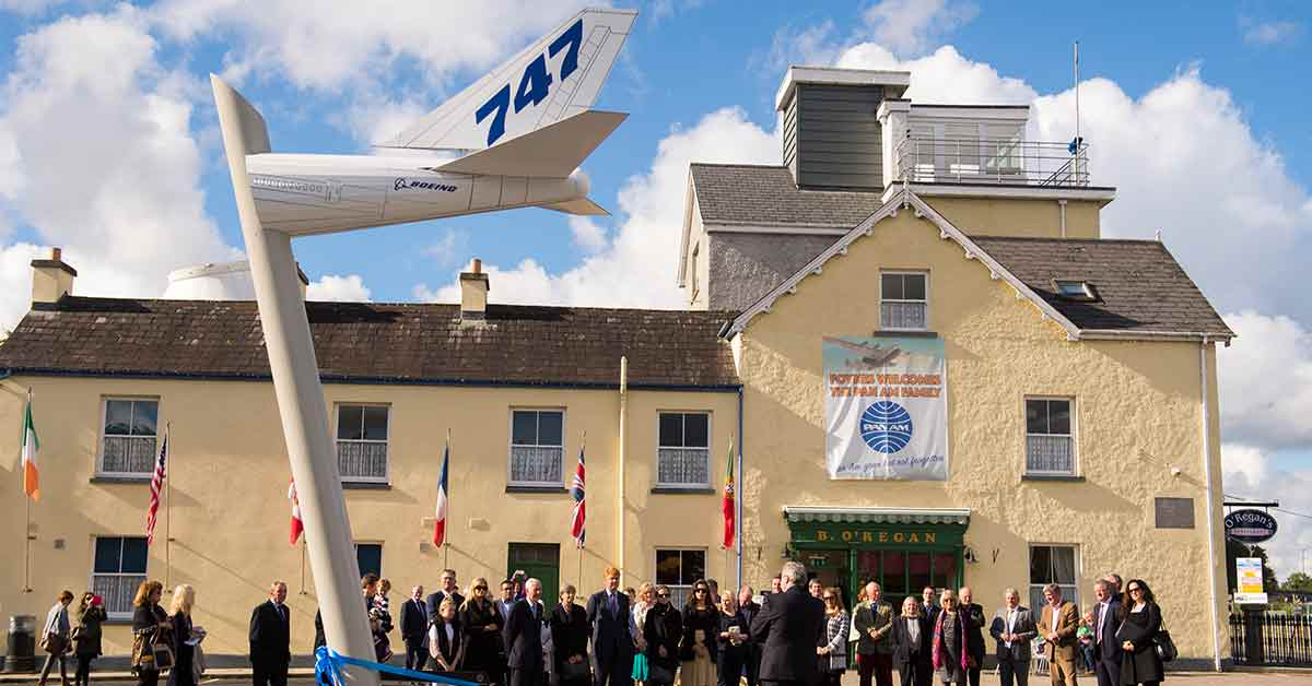 """Introducing the New """"Tail of Foynes"""" Exhibit"""
