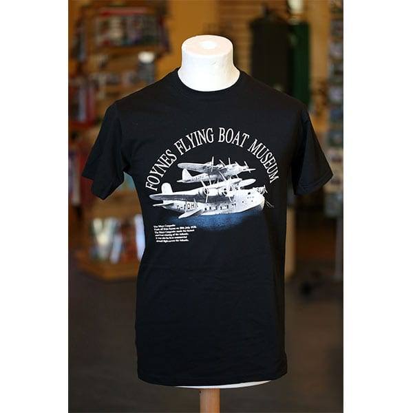 Piggyback Flying Boat T-Shirt