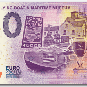Commemorative Euro Souvenir Note